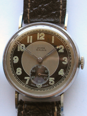 Ancre Vintage Watch