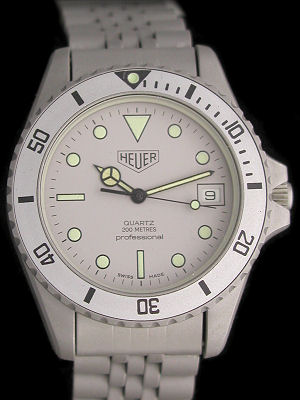 Heuer (pre-Tag) Professional