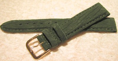 Genuine Shark Skin Watch Bands