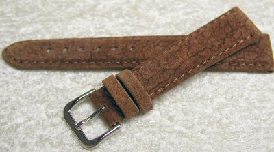 Genuine Sharkskin Watch Band