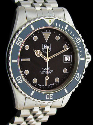Tag Heuer Dive Watch