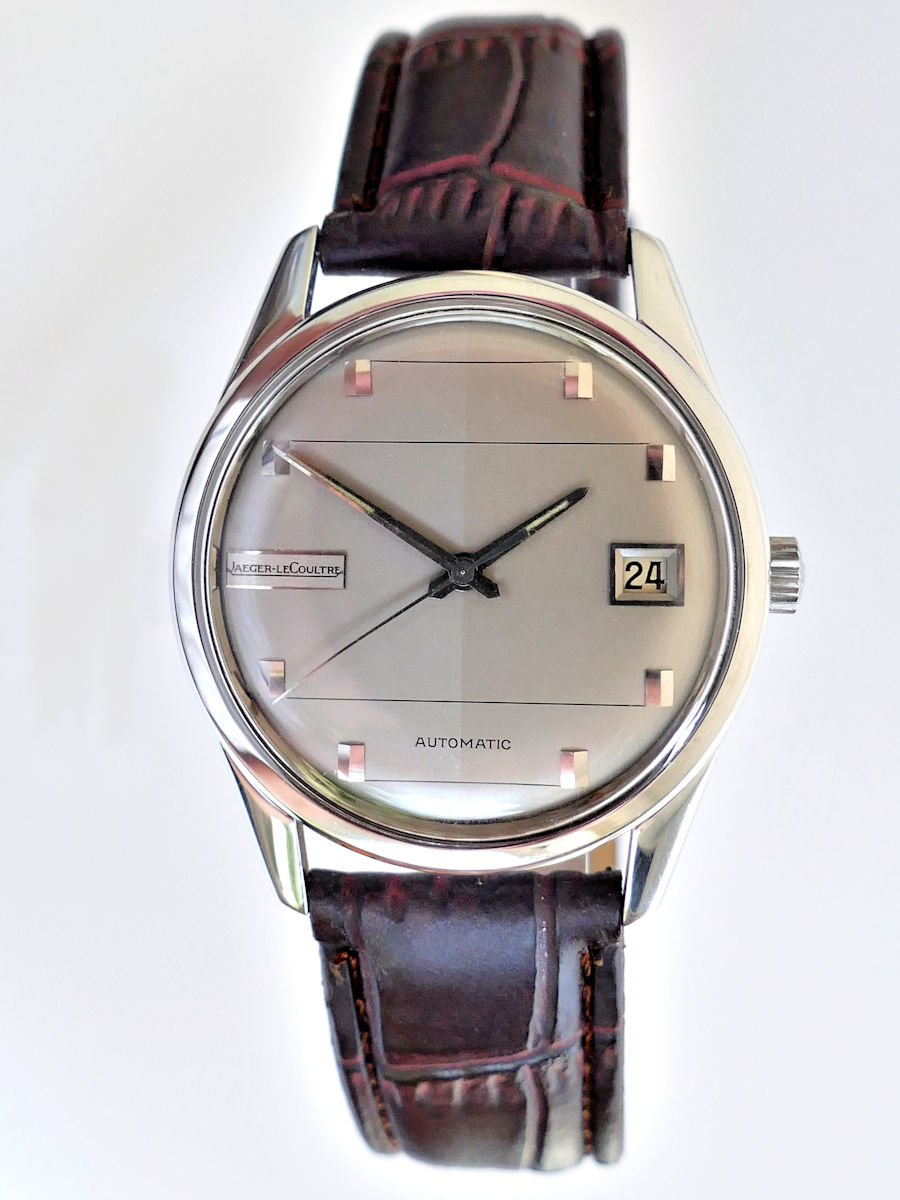 Jaeger lecoultre automatic wind watch for Lecoultre watches
