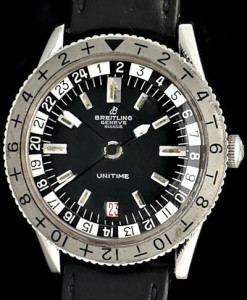 Breitling Unitime 2610 Vintage Watch