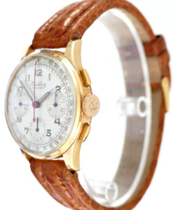 breitling_permier_787_18k_solid_gold_chronograph_watch_signed_crown