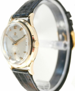 omega-automatic-vintage-watch-side